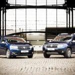 Vânzările Dacia, în creştere în 2017