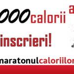 Maratonul Caloriilor Arse are loc pe 4 – 5 iunie,  la Mall Promenada