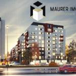 """Maurer Imobiliare construiește locuri pe care le putem numi """"Acasă"""""""
