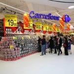 Angajaţii Carrefour primesc o majorare salarială