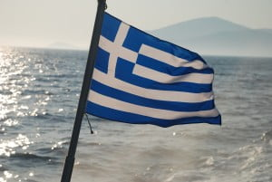 Risc de incendii in Grecia 2019