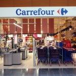 Carrefour deschide un nou supermarket