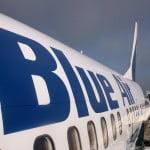 Blue Air: Cursa către Bruxelles va ateriza în Liege. Pasagerii, transferaţi cu autocarul