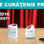 Cleaning Show începe pe 9 martie, la Romexpo