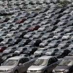 Numărul de maşini înmatriculate în România, în creştere