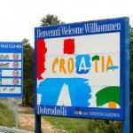 Avertizare de călătorie: Cozi mari la graniţele Croaţiei