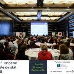 """Conferinţa """"Fondurile europene și Ajutoarele de Stat 2014-2020"""" va avea loc pe 15 aprilie"""