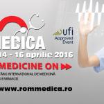 Târgul Internațional de Medicină și Farmacie ROMMEDICA începe mâine, la Romexpo
