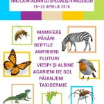 Școala Altfel: Program special la Antipa în perioada 18-22 aprilie