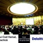 """Conferinţa """"Normele Noului Cod Vamal, explicate. În practică"""" va avea loc pe 26 aprilie"""
