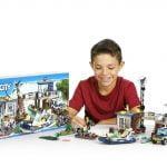 Încă un magazin LEGO, deschis în Bucureşti
