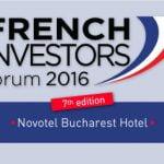O nouă ediție a conferinței French Investors Forum are loc pe 7 iulie