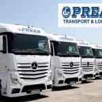 OPREAN, cel mai mare transportator de textile din România