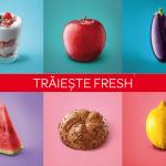 Kaufland propune clienților o nouă abordare: Trăiește fresh