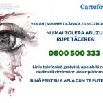 Carrefour şi ANES lansează o campanie împotriva violenței domestice
