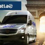 Atlas Imobiliare, expediere expres în Europa