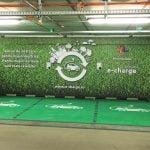 Promenada mall deschide o staţie de încărcare a mașinilor electrice