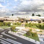 Bucureştenii au 1,16 milioane mp de mall-uri, după deschiderea centrului Veranda