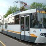 Linia de tramvai 41, suspendată în weekend