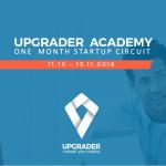 A doua ediţie a Upgrader Academy începe în octombrie