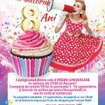 Focșani Mall împlineşte 8 ani