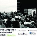 """Evenimentul """"Fondurile europene și Ajutoarele de Stat 2014-2020"""" are loc pe 30 septembrie"""