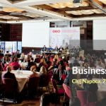 BUSINESS to more BUSINESS Cluj – Napoca are loc pe 27 septembrie