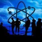 Ceremonia de ridicare a steagului României la CERN