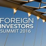 Foreign Investors Summit va avea loc pe 1-3 noiembrie
