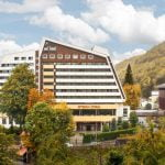 Investiție de 2 milioane de euro, în cadrul Hotelului Internațional din Sinaia