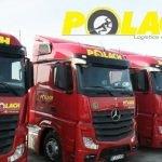 Polach Logistics & Transport, în topul transportatorilor români