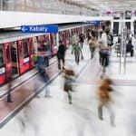 Metrorex ia măsuri pentru dispersarea aglomerației din subteran