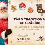 Orășelul lui Moș Crăciun, deschis în centrul comercial ParkLake