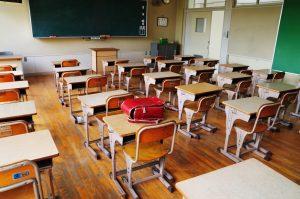 Harta scolilor dezavantajate din Romania