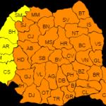 Cod portocaliu de ger în România: ANM anunță temperaturi de -29 de grade