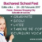 Bucharest School Fest, organizat la Băneasa Shopping City
