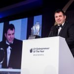 Fondatorul IPEC desemnat Antreprenorul anului 2016