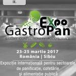 GastroPan 2017 are loc în perioada 23-25 martie