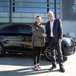 Simona Halep devine ambasadorul Mercedes-Benz România