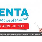 DENTA 2017 începe pe 6 aprilie, la Romexpo