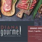 Se deschide primul magazin DIANA gourmet din Râmnicu Vâlcea