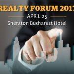 Realty Forum 2017 începe pe 25 aprilie