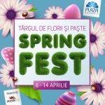 Târguri de Florii și Paște, în Plazza România și București Mall