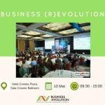 Conferința Business (r)Evolution Bucureşti are loc pe 10 mai