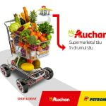 S-a deschis primul magazinMy Auchandin România