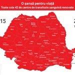 Fundația Vodafone finanţează modernizarea a 24 de centre de transfuzie