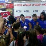 Profi deschide două noi magazine şi susţine România la Campionatul Mondial de Handbal