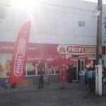 Câte magazine a inaugurat PROFI în luna august?