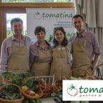 Tomatina, fructe și legume ecologice