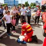 Program de educaţie rutieră susţinut de Kaufland și United Way
